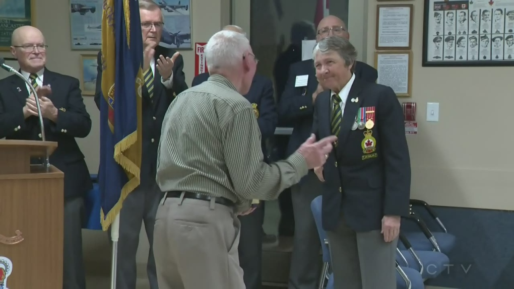 Family of late WWII veteran reunited with long lost treasure