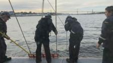 Halifax ferry rescue