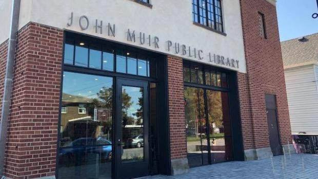 John Muir library
