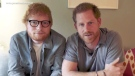 Prince Harry, Ed Sheeran team up for mental health