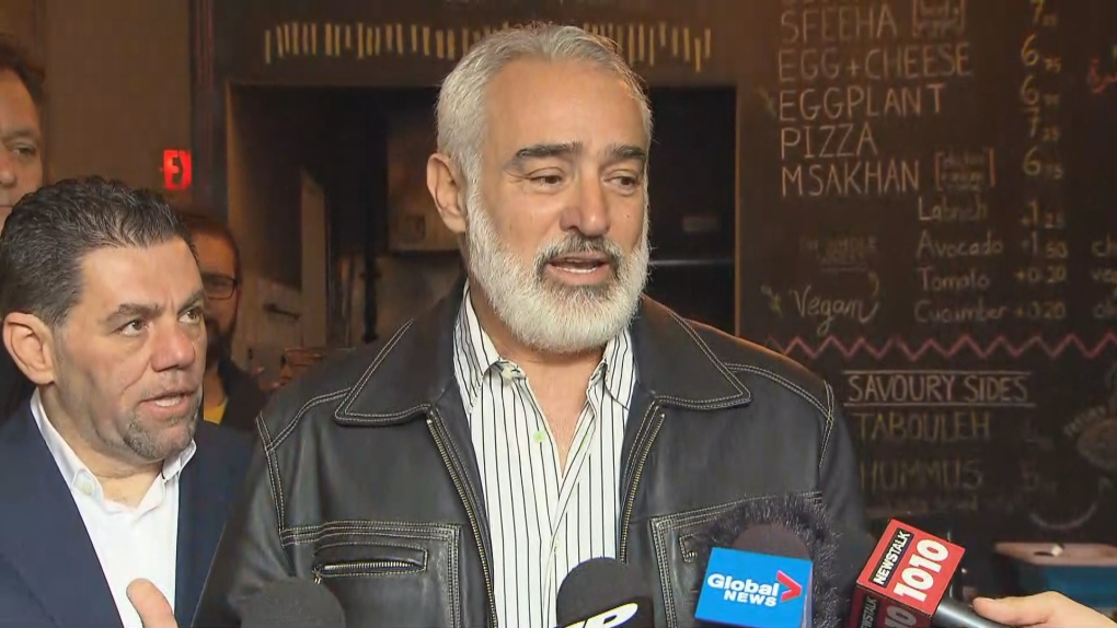 'Hate will never win in Canada': Syrian restaurant in Toronto set to reopen