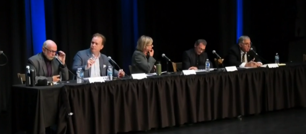 Federal Candidates hosted by Sudbury Chamber