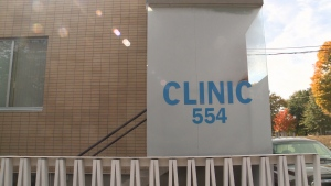 Clinic 554, the only abortion clinic in Fredericton, says it's closing due to a lack of funding.