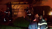 Abbotsford fire displaces 7