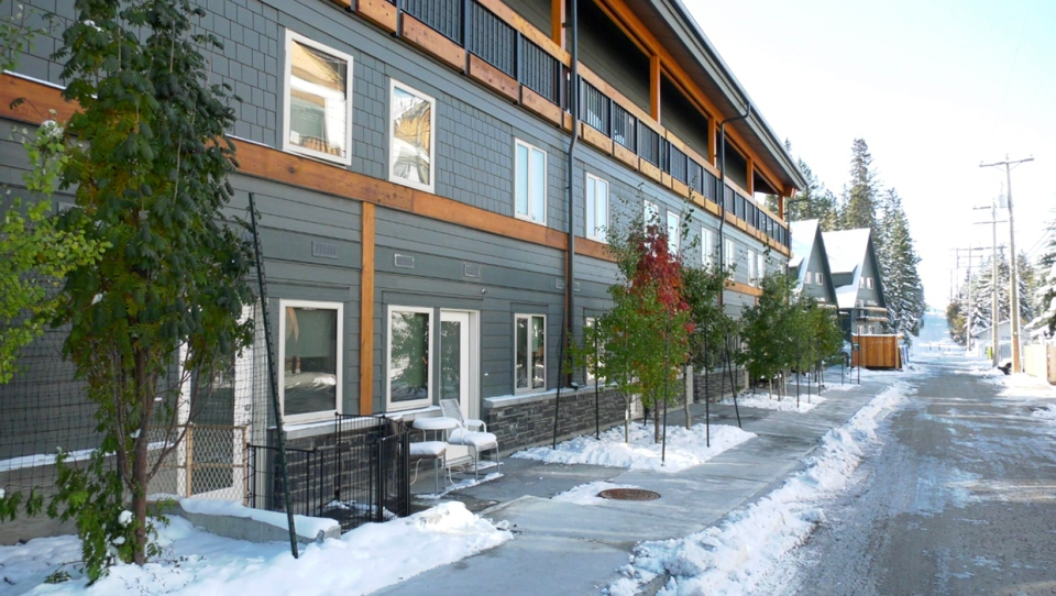 Banff's rental vacancy rate is increasing but is still extremely low