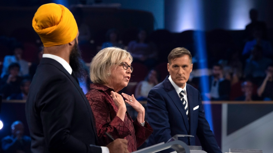 Federal election debate