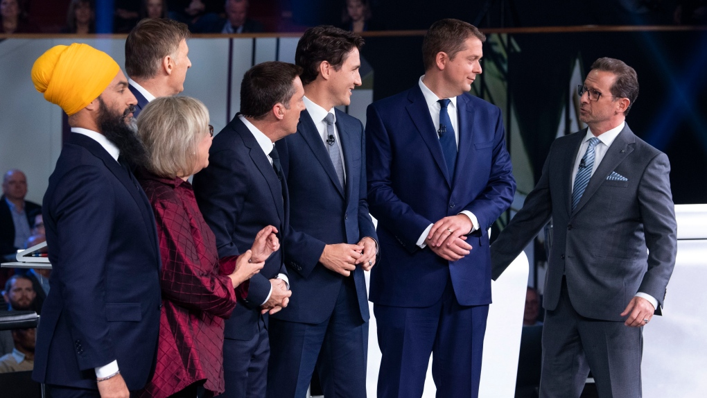 Don Martin: The disrupters in this election could doom the front-runners' majority dreams