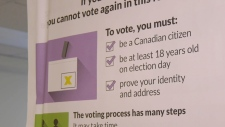 Advance, polls, Calgary