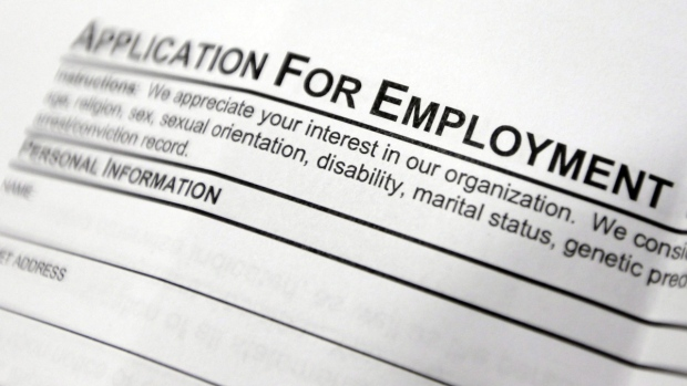 Unemployment rate down after country adds 54000 jobs in September, StatCan says