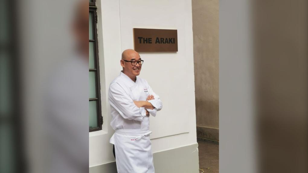 Restaurant stripped of its three Michelin stars calls it 'a shame'