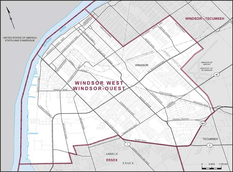 Windsor West riding