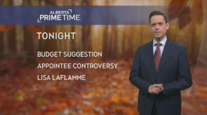 Alberta Primetime for Oct 10, 2019