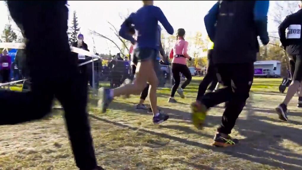 Kathy's Run raising money for pancreatic cancer research