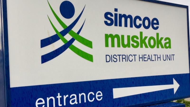 Simcoe Muskoka District Health Unit (File image/CTV News Barrie)
