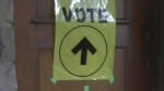 Advance polls open across the country