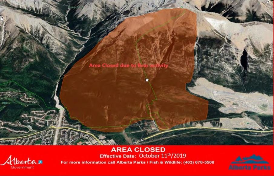 Grotto Mountain closure