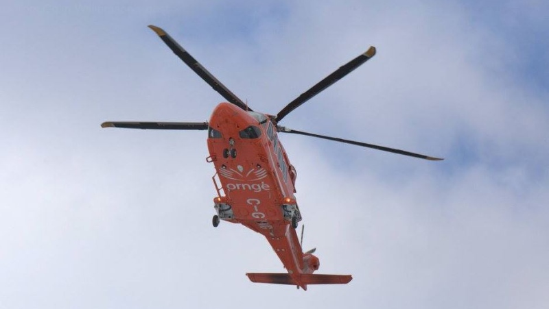 Ornge air ambulance file image (Photo Cred: Colin Williamson)
