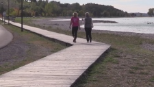 Goderich boardwalk being replaced