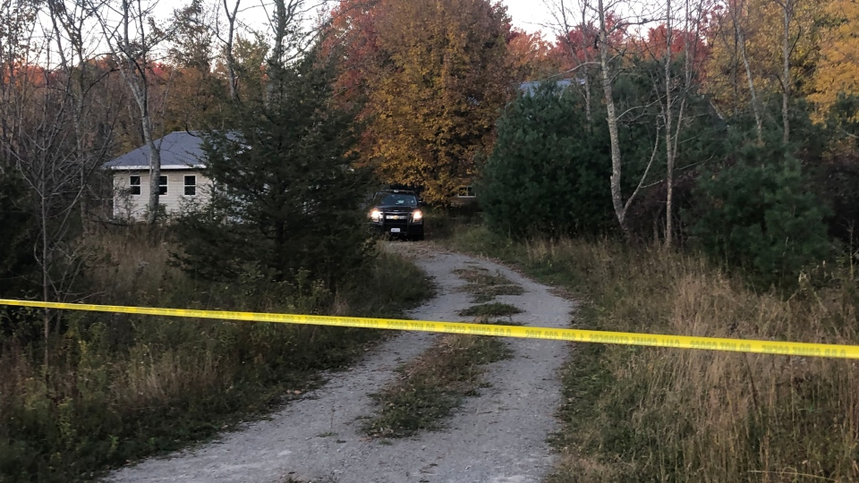 Three people were found dead in Mallorytown