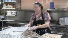 Elgin Street Mission prepares for Thanksgiving