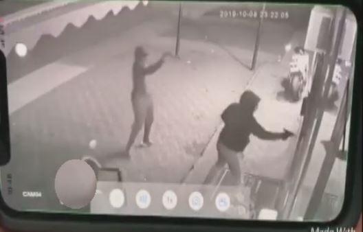 Video shows barrage of gunfire unleashed on St-Leonard cafe