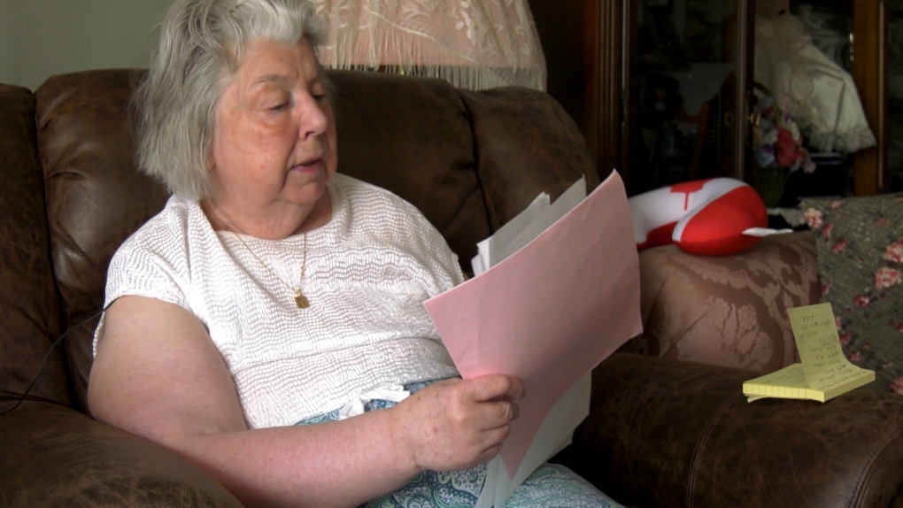 B.C. senior fears massive condo levy could force her out of her home