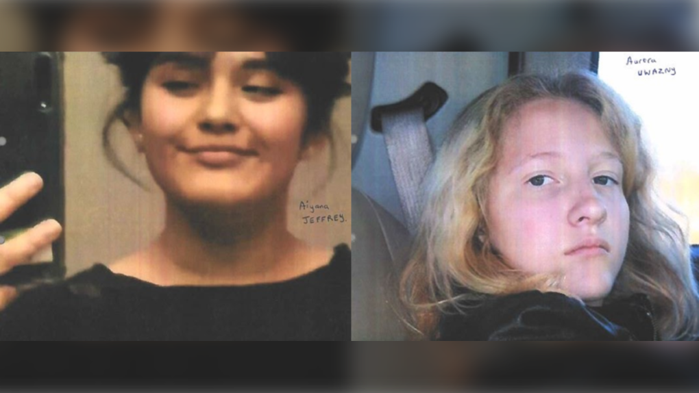St. Albert RCMP seeking assistance to find two missing girls