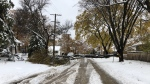 Riverview neighbourhood in Winnipeg. (Photo: Karen Mitchell/CTV News Winnipeg)