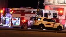 Surrey fatal incident