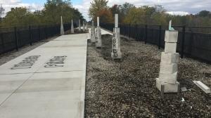 Vandals strike St. Thomas' Elevated Park
