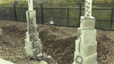Elevated Park vandalism