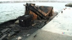 First Nation fishing boat damaged in fire