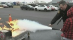 Fire Prevention Week wraps up