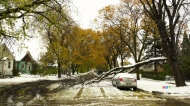 Outages, closures continue as storm reaches day 3