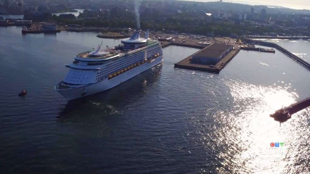 Victoria cruise ship motion sparks concern from local businesses