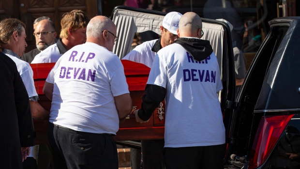 CTV National News: Remembering Devan Bracci-Selvey