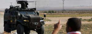 Turkey's military offensive against Syria