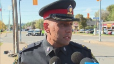 Toronto police provide update on baby hit by car
