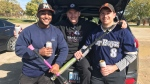 The 32nd annual Oktoberfest slo-pitch tournament attracted over 200 teams. (Leighanne Evans / CTV Kitchener)