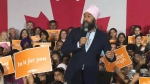 NDP Leader Singh holds campaign event in B.C.