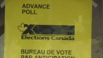 Waterloo Region residents are taking advantage of advanced polling stations over Thanksgiving weekend.