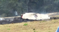 Canadian Snowbirds plane crashes in Atlanta