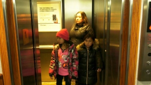 First Nations evacuees sheltered in Winnipeg