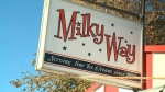 Milky Way scoops out final treats of 2019