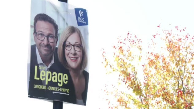 Federal election: Bloc Quebecois prepared to play spoiler in South Shore swing riding