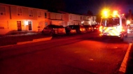 Radcliffe Crescent fire Oct. 12