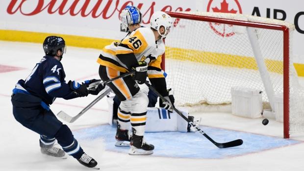 Winnipeg Jets vs. Pittsburgh Penguins