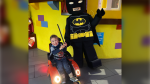 Legoland says staff were following safety guidelines when they asked a five-year-old boy in a wheelchair to demonstrate his ability to walk before he got on a ride at a U.K. resort. (Joanna Brett)