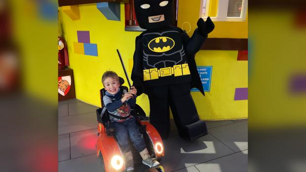 Sebby Legoland