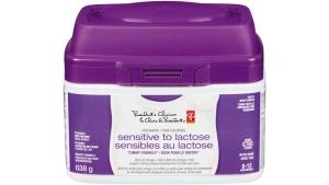 Lactose-sensitive baby formula